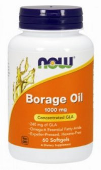 Борадж Ойл / Borage Oil